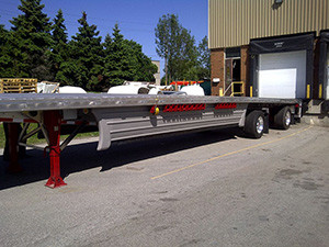 Buying a Truck Flatbed | Semi Service