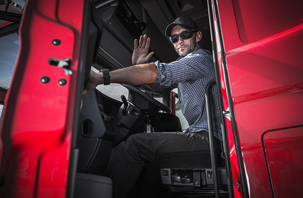 truck driver dating service