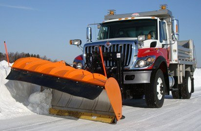 Municipal Straight Plows