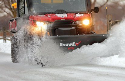 Light Duty Straight Snow Plows