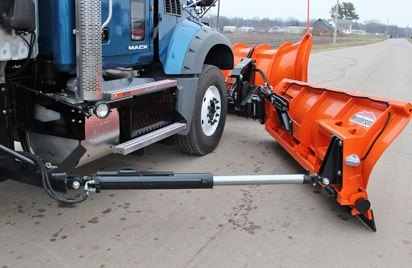 Municipal Adjustable Wing Plows