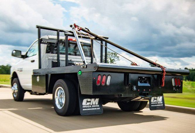 CM Truck Body Bed Sizing Guide