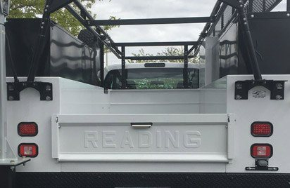 Reading Truck Body Parts